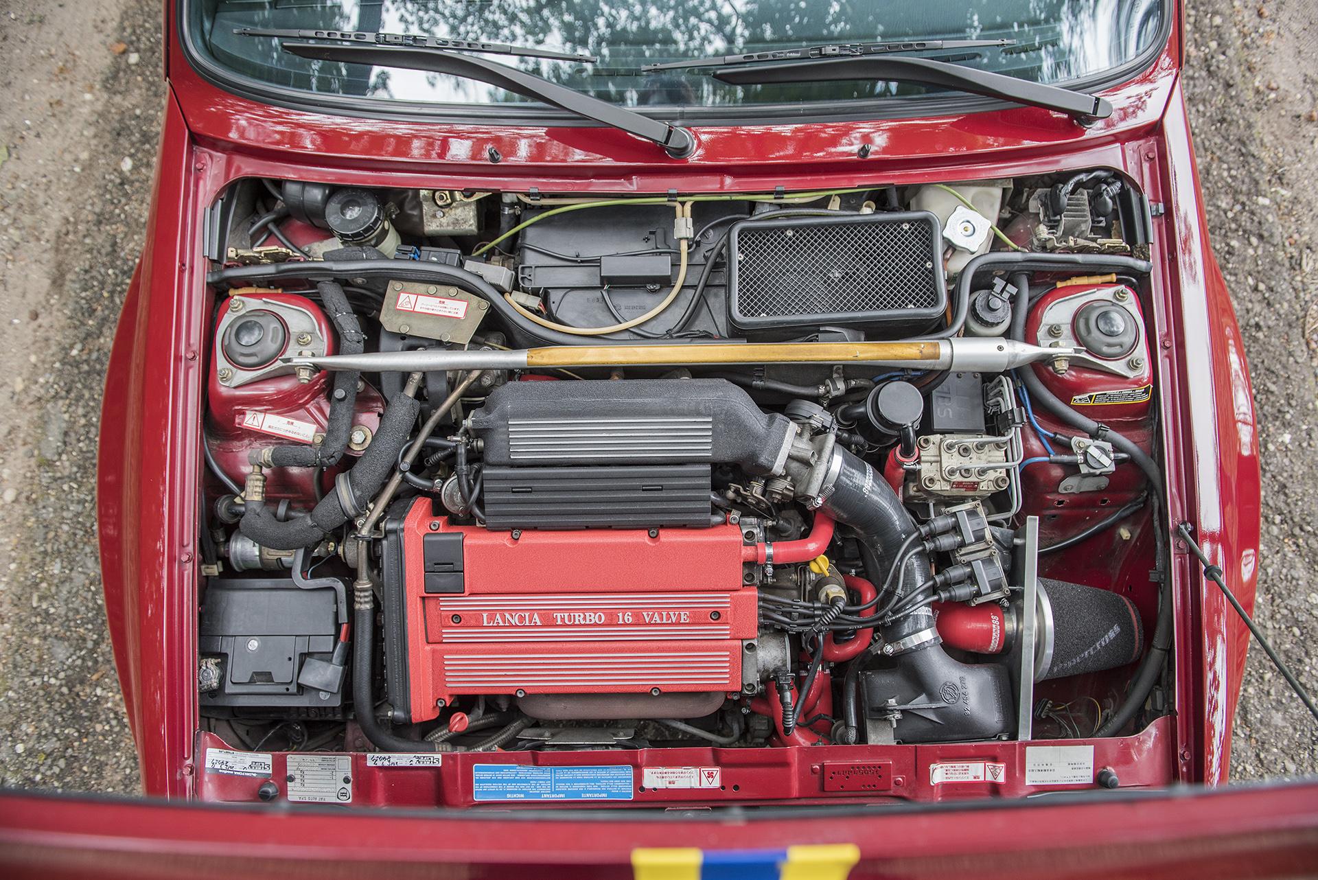 Lancia Delta Evo 2 Final Edition Modern Classics Automotive
