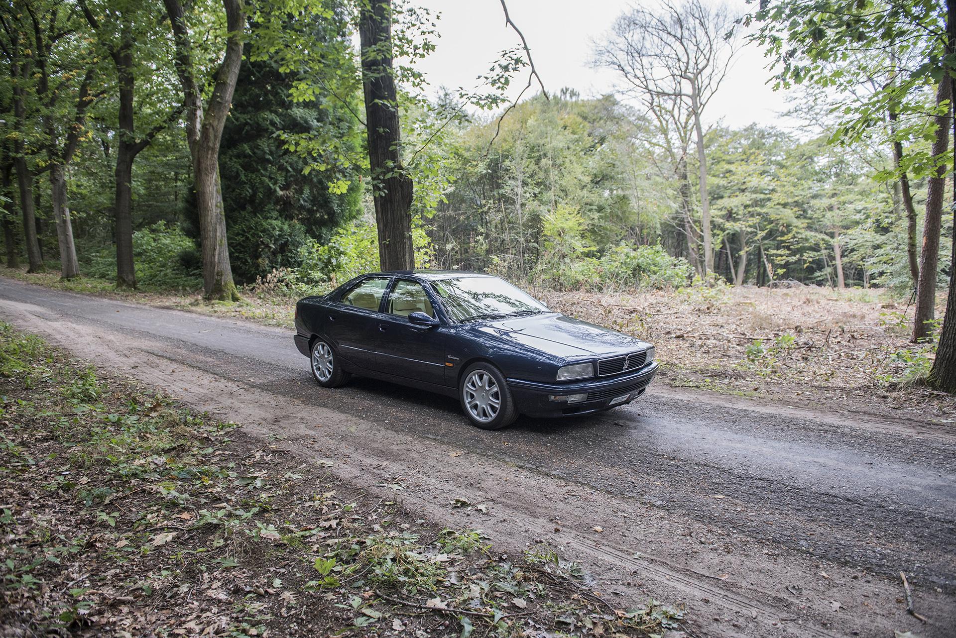 Maserati Quattroporte Evoluzione V8 - Modern Classics ...