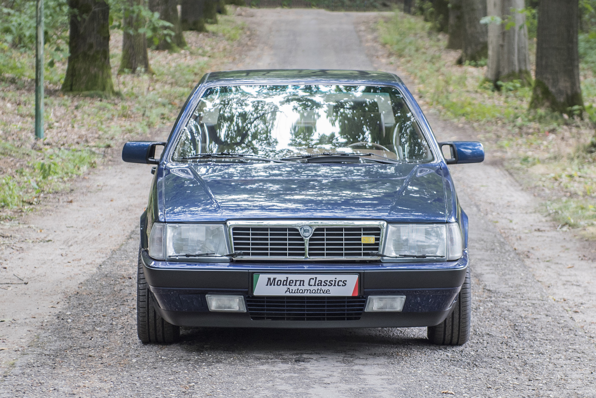 Lancia Thema 8.32 1st series - Modern Classics Automotive