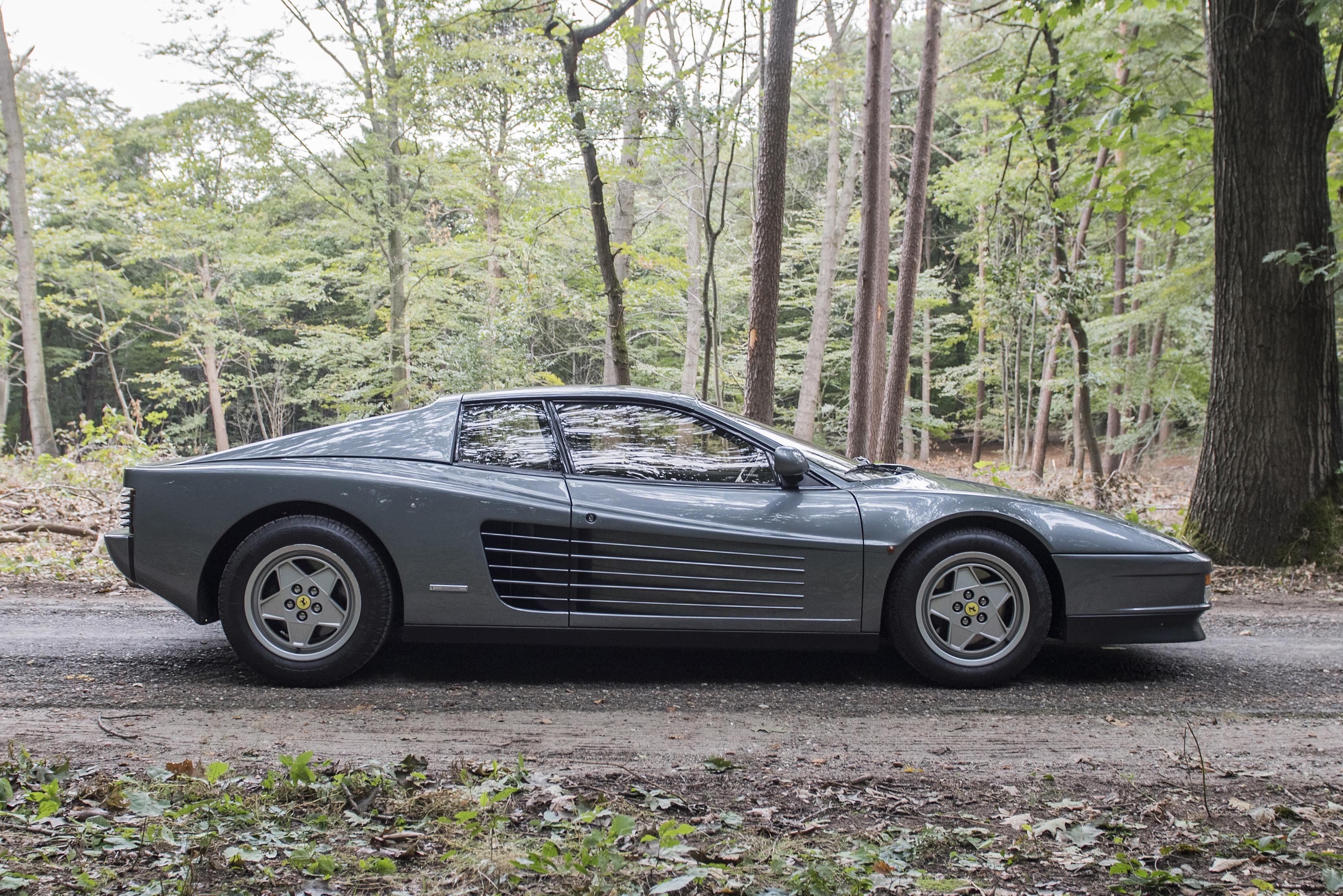 Ferrari testarossa modern classics automotive vanachro Images