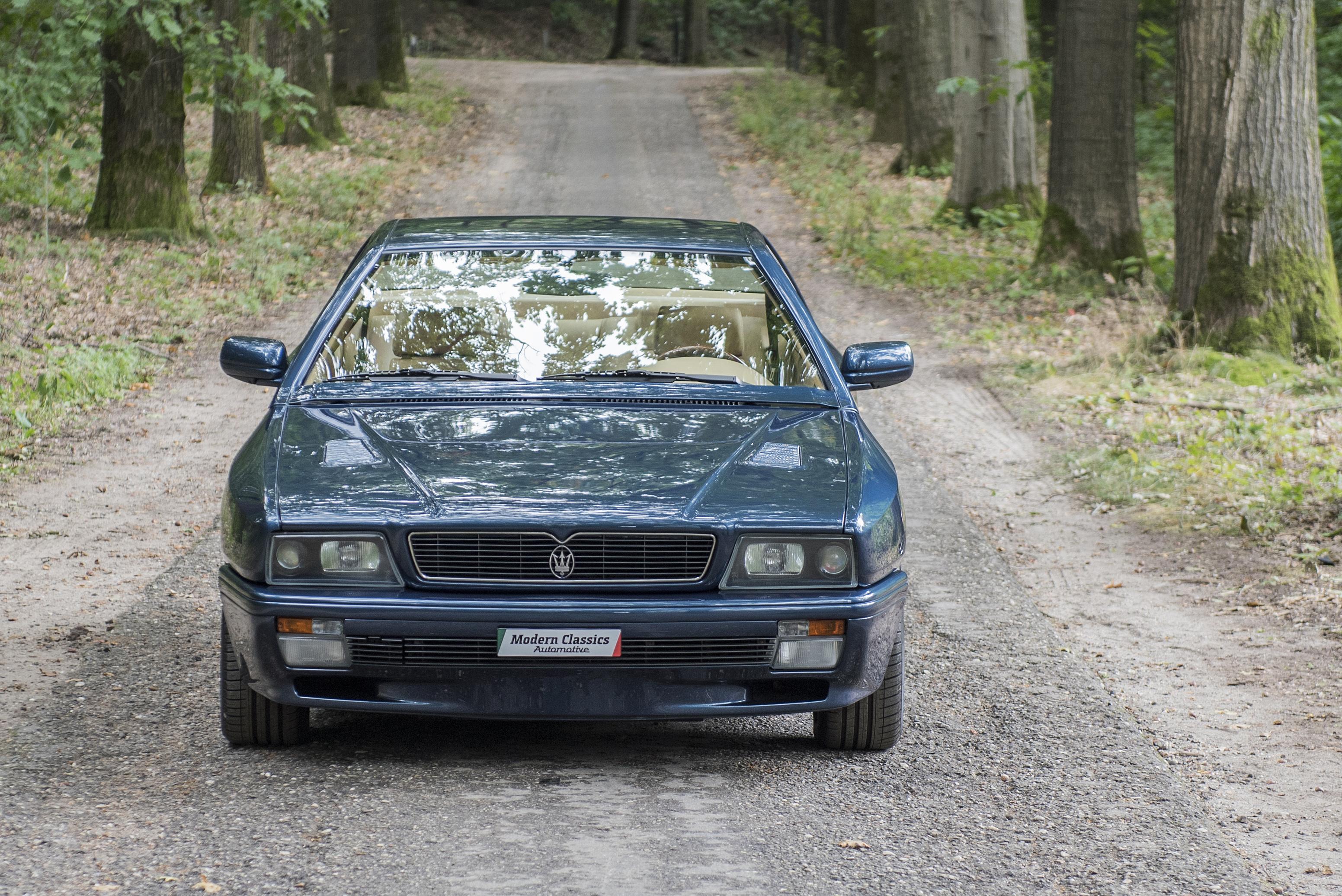 Maserati Ghibli MY94 ABS - Modern Classics Automotive